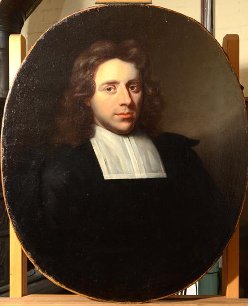 restauratie schilderij mansportret