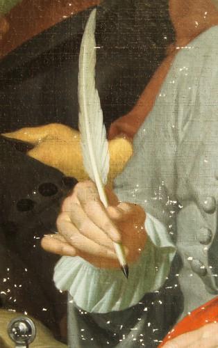 Contact voor schilderijenrestauratie - Restauratieatelier Haarlem