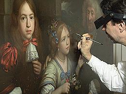schilderijenrestaurator restauratieatelier haarlem