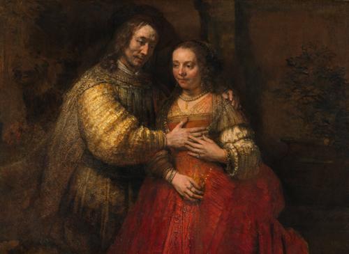 Rembrandt__Joodse_bruidje'_Google_Art_Project