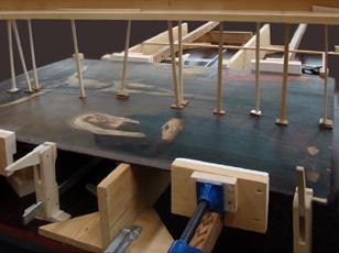 diensten schilderijenrestauratie - structurele_behandeling