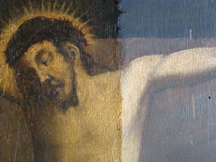 diensten schilderijenrestauratie - verwijderen oud vernis