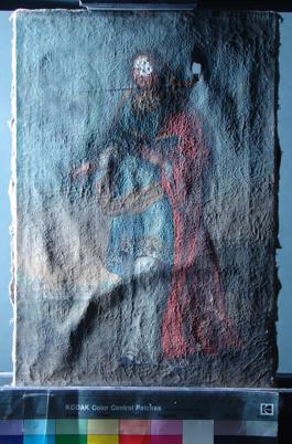 restauratie-Lucia - voor strijklicht